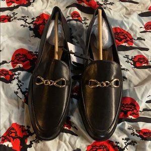 Zara buckle shoes